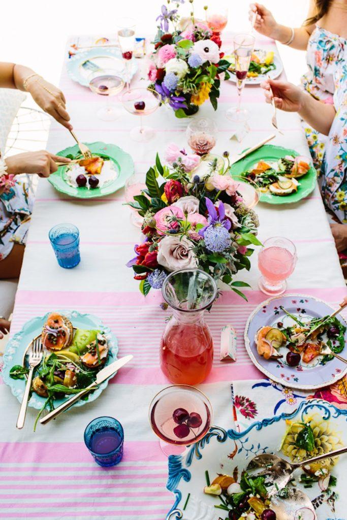 bachelorette party appetizer ideas