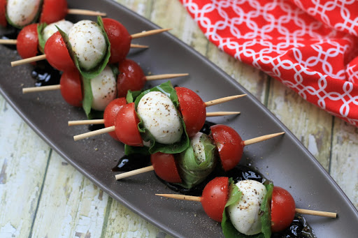 bachelorette party appetizer ideas