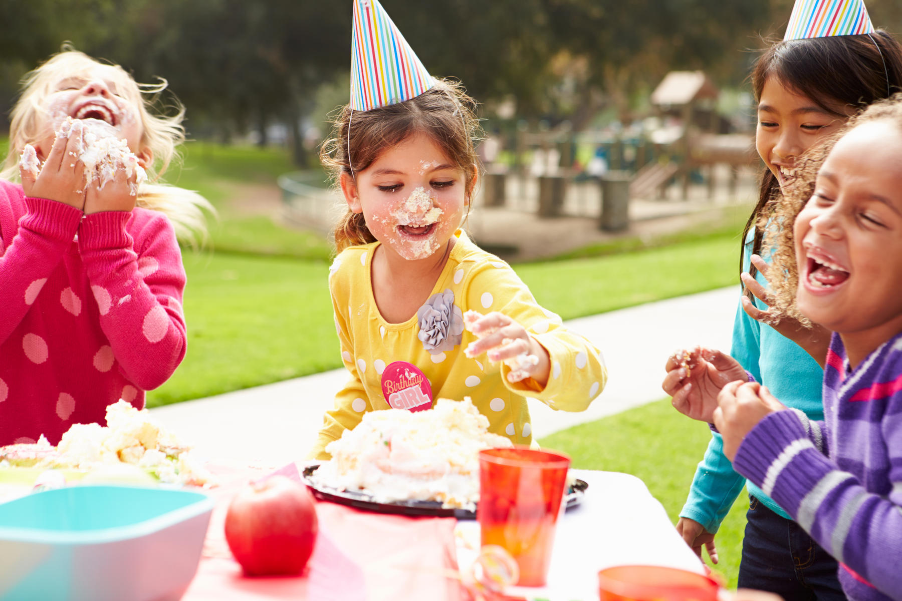 Spring Birthday Party Ideas: Add Even More Sunshine to Your Kid's Day