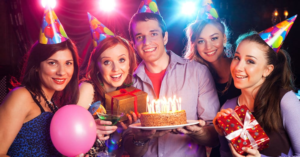 19 year old birthday party ideas