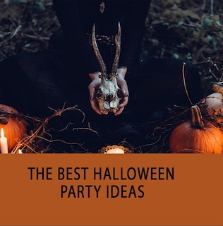 The best Halloween party ideas.