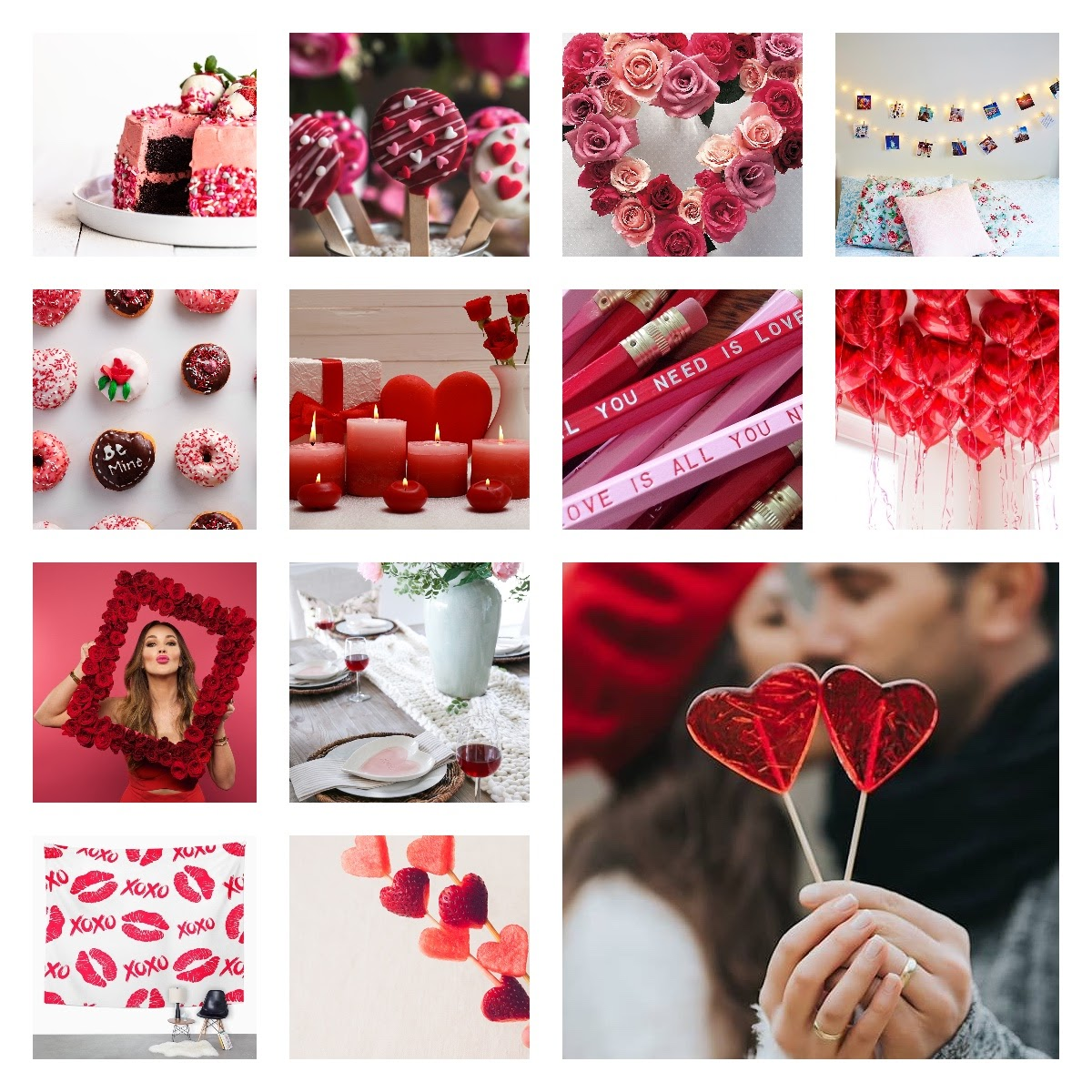 Valentine's Day Party Ideas : How to Arrange a Beautiful Day for Your Beloved Ones