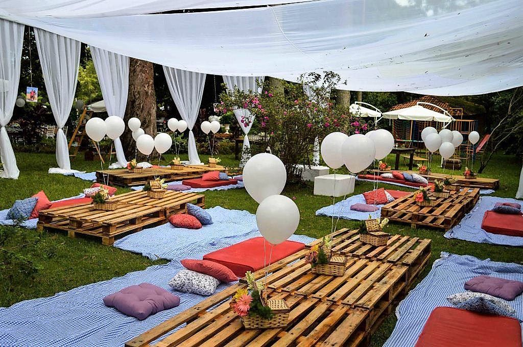 backyard birthday party