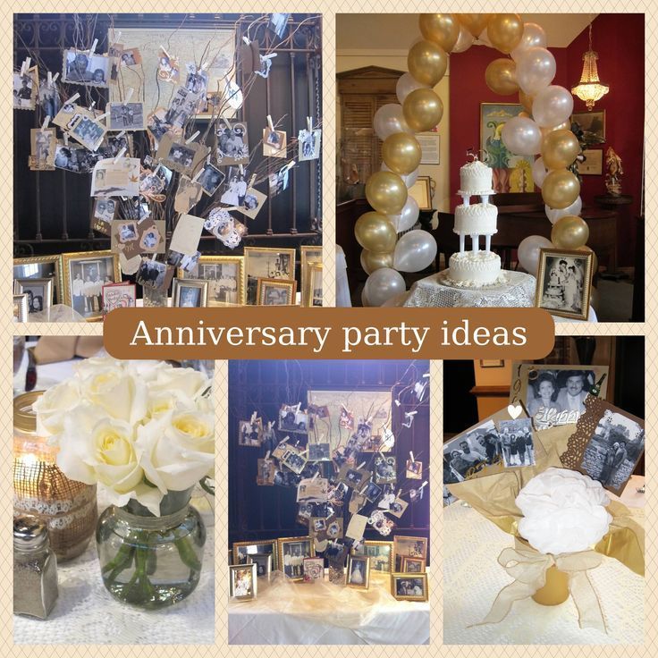 47 Awesome Anniversary Party Ideas  To Celebrate Love