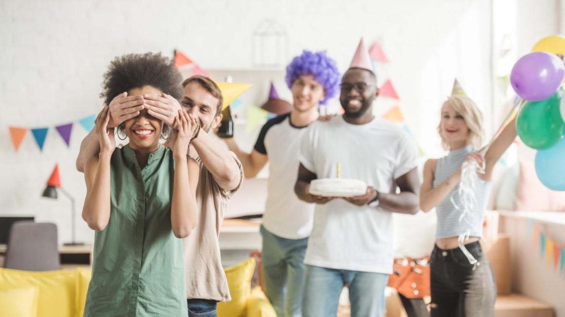 7 Surprise Birthday Party Ideasfor Best Friend